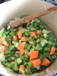 Cream of Celery Soup 5